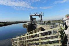 A. Monk's Leaze Clyse to Aller ROW Bridge