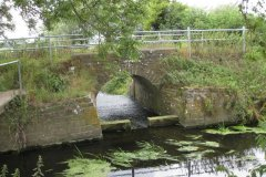 A. River Sheppey to Dagg's Lane Drove Bridge