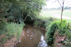 12.-Looking-upstream-from-Haselbury-Mill-Bridge