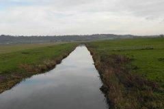 B. Aller ROW Bridge to Stathe