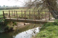 1.-Footbridge-over-Baltonsborough-Mill-Leat