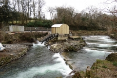 Beasly Weir River Barle February 2016 (1)