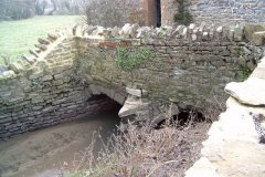 C. Milton Bridge to Arthur's Bridge