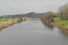 C. Parchey Bridge to Bradney Bridge