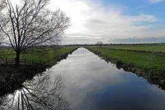 C. Stathe to King's Sedgemoor Drain