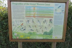 Canal Information Signs