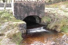 35. Chetsford Bridge downstream arch