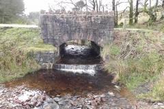 36. Chetsford Bridge downstream arch