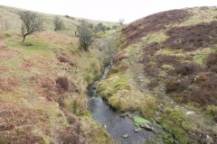 1. Flowing down to Weir Water