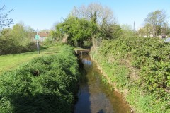 D. Bridgwater Canal to River Parrett