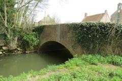 F. Carey's Mill Bridge to Gawbridge Bow