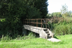 14.-Somerton-Fishponds-Footbridge-Upstream-Face-1
