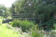 15.-Somerton-Fishponds-Footbridge-Downstream-Face