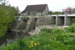 13.-Hainbury-Mill-Mill-Stream-relief-hatches-and-spillway