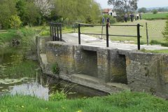 15.-Hainbury-Mill-Mill-Stream-relief-hatches-and-spillway