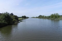 14.-Looking-downstream-from-Woolavington-Bridge.