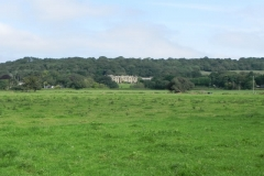19. Cleeve Park from the Pill River