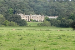 20. Cleeve Park from the Pill River