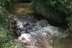 23. Weir downstream from Binham Farm Accommodation Bridge