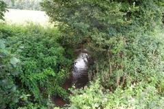 25. Flowing past Horse Parks