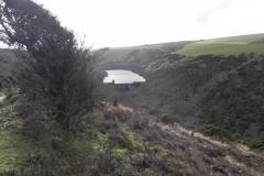 Nutscale Reservoir to Pool Bridge