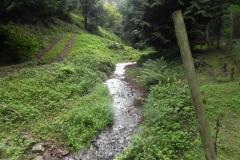 17. Downstream from Escott Farm Accommodation Bridge A