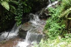 18. Downstream from Escott Farm Accommodation Bridge A