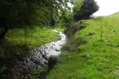 7. Upstream from Escott Farm Accommodation Bridge A