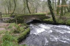 14. Castle Bridge upstream arch