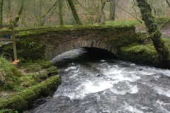 16. Castle Bridge upstream arch