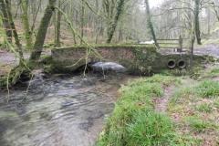 18. Castle Bridge downstream arch