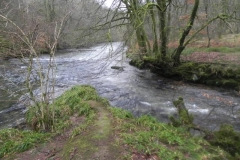 22. Confluence with River Barle